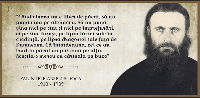 Image result for ARSENIE BOCA