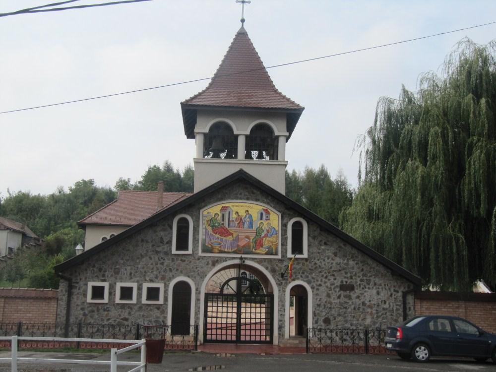 Mănăstirea Recea Deține Singura Biserică Din Europa Lucrată