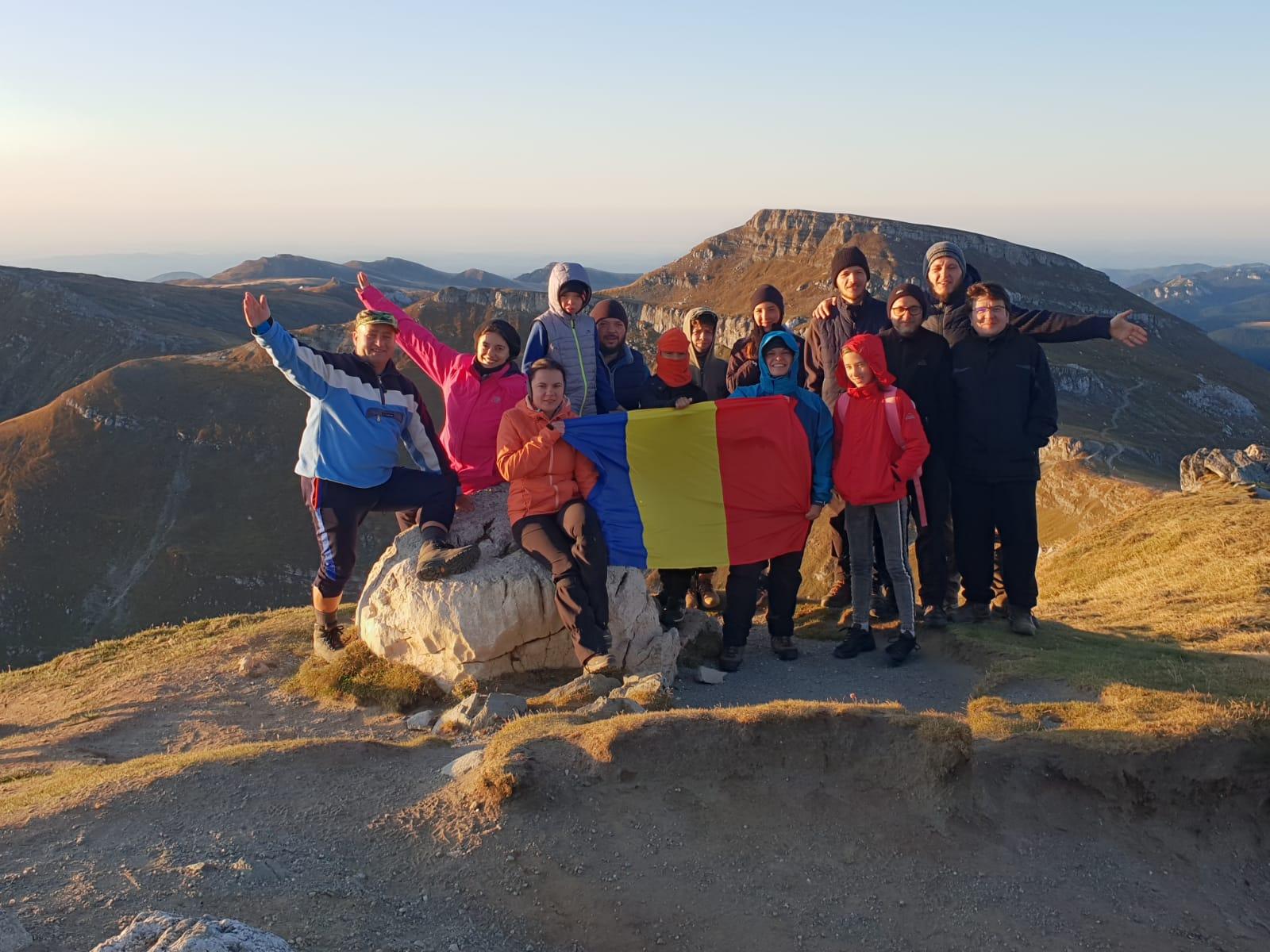 Excursie pe Vârful Omu (21-22 sept. 2019)